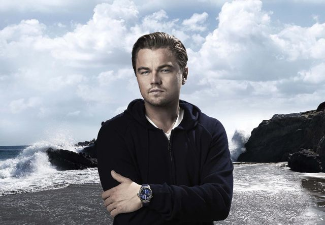 leonardo dicaprio and tag heuer for the environment senatus