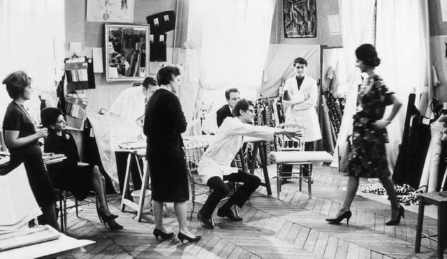 Ysl retrospective senatus - Chambre de la haute couture ...